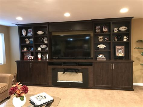 Home Theater Cabinets by Home Media Center Storage Indianapolis In