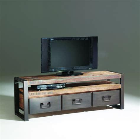 Meuble Industriel Ikea Personnalisez Votre Salon Avec Le Meuble Tv Industriel