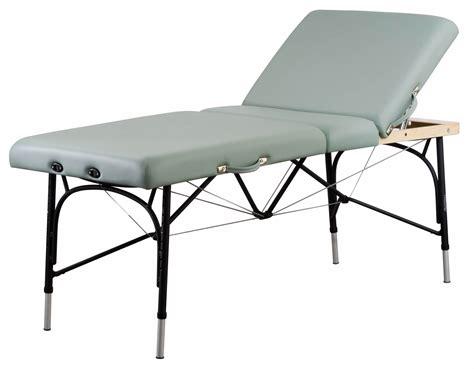 portable spa table portable treatment table oakworks