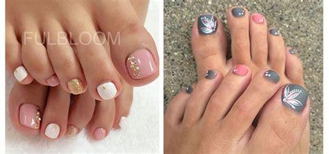 Autumn Toe Nail Art Designs & Ideas 2017