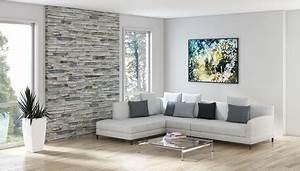 Pierre Pour Mur Intérieur : mur en pierre decorative interieure design de maison ~ Melissatoandfro.com Idées de Décoration