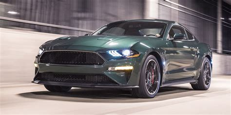 Ford Mustang by 2019 Ford Mustang Bullitt Revealed Photos