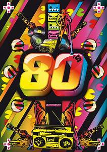 I Love The 80s Wallpaper - WallpaperSafari  80s