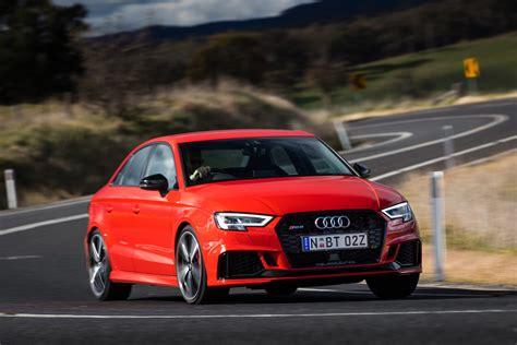2017 Audi Rs3 Sedan Review