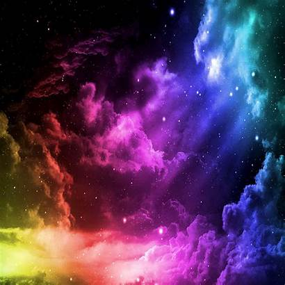 Rainbow Zedge Picsart Colorful Backgrounds Galaxy Wallpapers