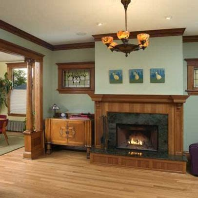 living room dark wood trim design pictures remodel