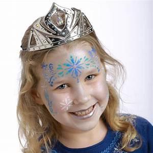 Modele Maquillage Carnaval Facile : grimtout mod le maquillage reine des neiges ~ Melissatoandfro.com Idées de Décoration
