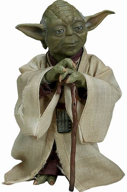 Yoda Wars Figure Star Scale Collectibles Sideshow