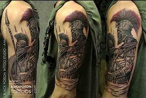 Spartan Warrior Tattoo Best Tattoo Artist in India Best ...