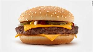McDonald's is trying something new: Fresh beef