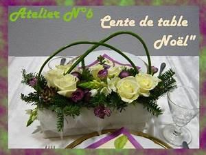 Art Floral Centre De Table Noel : atelier n 6 centre de table pour no l la passion des fleurs ~ Melissatoandfro.com Idées de Décoration