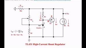 Tl431 Shunt Regulator Circuits Explained