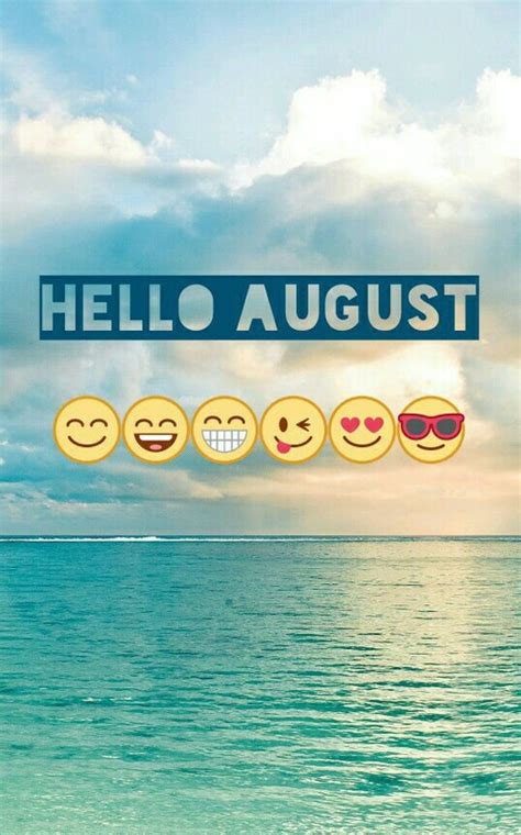 Hello August Pictures, Photos, and Images for Facebook ...