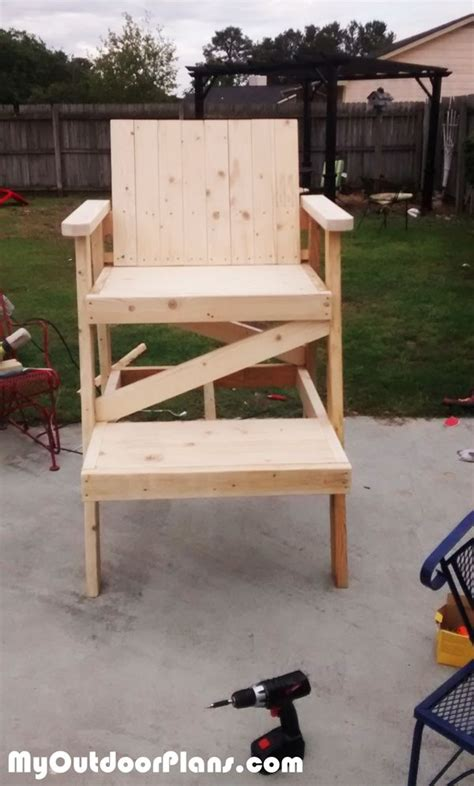 Lifeguard Chair Plans Wood by 17 Best Images About Children S Choir On