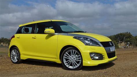 2012 Suzuki Swift Sport Review Caradvice