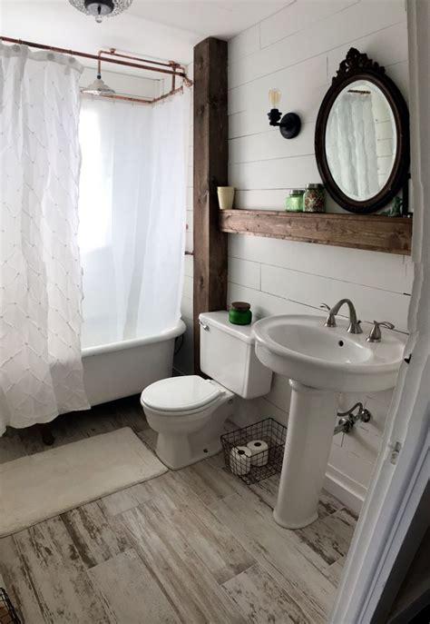 ideas  vintage  modern farmhouse bathroom decor