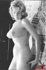Vintage porn short blond hair