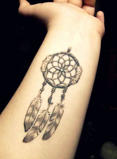 Dreamcatcher Tattoo Tattoos Forearm Wrist Left Ink
