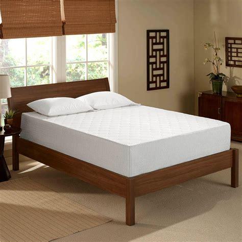 sleep innovations mattress sleep innovations 10 in size gel swirl memory foam