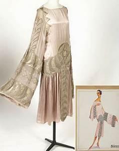 Robe Année 20 Vintage : robe ann e 20 charleston ~ Nature-et-papiers.com Idées de Décoration