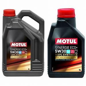 Huile De Moteur Diesel : huile moteur motul synergie eco c2 essence diesel 5w30 5 1l feu vert ~ Melissatoandfro.com Idées de Décoration