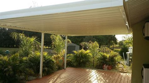 quality aluminum patio cover kits  multiple sizes ebay