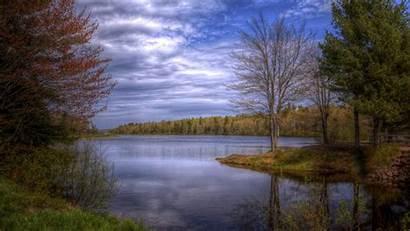 Hdr 4k Sky Landscape Lake 2160 Ultra