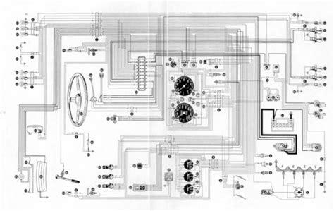 Wiring Diagram For The Alfa Romeo Junior