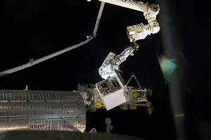 Fueling up in Space: The Robotic Refueling Mission (RRM ...