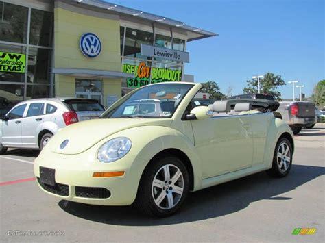 2006 Volkswagen Beetle Convertible by 2006 Volkswagen New Beetle Convertible Pictures