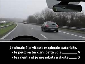 Tests Code De La Route : question test examen code de la route 2016 en vid o youtube ~ Medecine-chirurgie-esthetiques.com Avis de Voitures