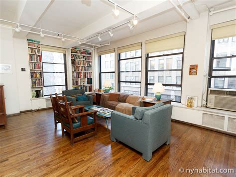 2 Bedroom Apartments For Rent Nyc by New York Apartment 2 Bedroom Loft Apartment Rental In