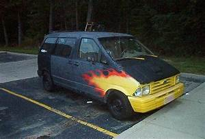 Cincitycustoms 1995 Ford Aerostar Specs  Photos