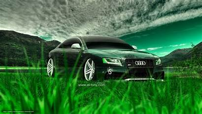 Nature Audi Cars Wallpapers Crystal Tony S5
