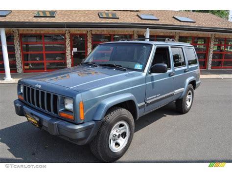 gunmetal blue jeep 1999 gunmetal pearl jeep cherokee sport 4x4 34242902