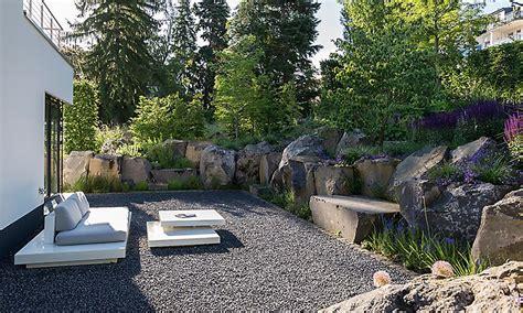 Garten Gestalten Eckgrundstück by Steiler Hang Hinter Dem Haus Gestalten Kategorie