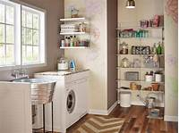 laundry room storage 10 Clever Storage Ideas for Your Tiny Laundry Room | HGTV ...