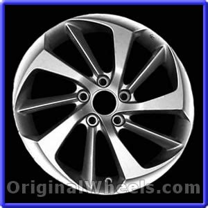 oem 2016 acura ilx rims used factory wheels from originalwheels com