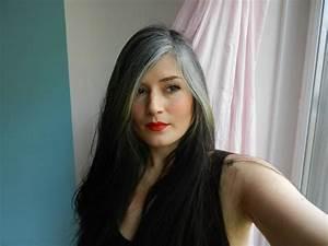 graine de beaute jai des cheveux blancs With quelle couleur avec gris anthracite 16 les couleurs du maquillage avec des cheveux blancs