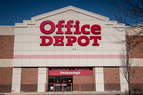Office Depot Chicago by Office Depot Taps Lenovo Executive Gerry Smith As Ceo Wsj