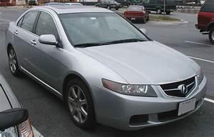 2004 Acura Tsx Base