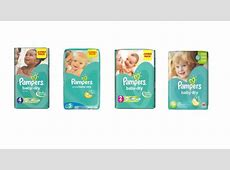 Pampers Diapers Only $350 at Dollar General 93 Only