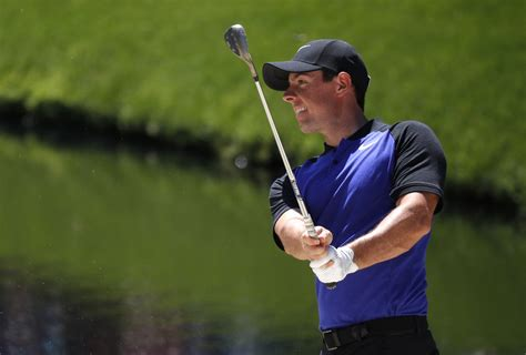 Rory McIlroy: 'I'm a complete p***k leading up to the Masters'
