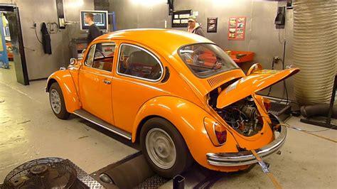 Type 1 Vw Beetle 2.0 914 Engine Dyno Run 105 Bhp