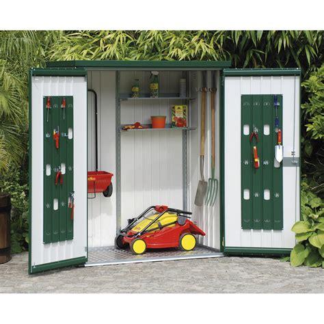 armoire de cuisine leroy merlin armoire de jardin en métal 2 1 m leroy merlin