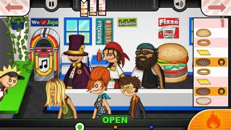 jeux de cuisine papa louie pancakeria papa 39 s burgeria to go aplicaciones de android en