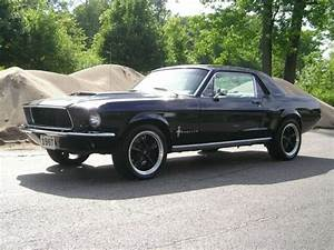 STUNNING 1967 CUSTOM FORD MUSTANG! RESTORED! BLACKED OUT! BUILT ENGINE! MUST C! - Classic 1967 ...