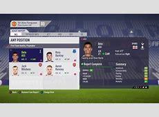 FIFA 19 Wish List Career Mode Futhead News