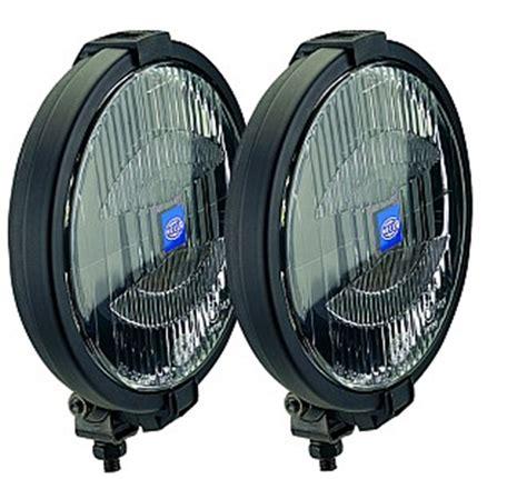 fj cruiser projector headlights with halo black 111116