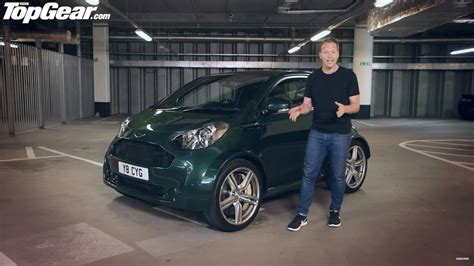 top gear checks   aston martin cygnet
